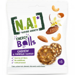 Nature Addicts Energy Balls Cashew & Vanilla 40g