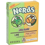 Nerds Lime and Pineapple