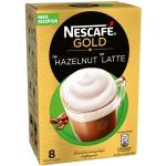 Nescafé Gold Typ Hazelnut Typ Latte Portionsbeutel 8er