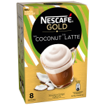 Nescafé Gold Typ Coconut Typ Latte 8er