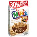 Nestlé Cini Minis Knusper-Müsli 30% mehr Inhalt