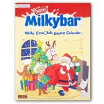 Nestlé Milkybar White Chocolate Adventskalender