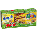 Nestlé Mix Cerealien Mini-Packs 6er