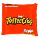 Nestlé Toffee Crisp 3er Multipack