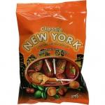 Classic New York Lutscher mit Fruchtsaft 200g