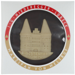 Niederegger Marzipan Torte Holstentor 250g