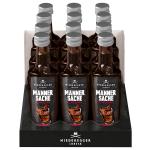 "Niederegger ""Männersache"" Likööör Espresso Shot 12x5cl"