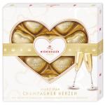 Niederegger Marzipan-Champagner-Herzen