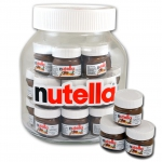 nutella World Big Jar XXL 21x30g