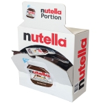 nutella Portionspack 40er Thekendisplay