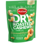 Nutisal Dry Roasted Cashews Sourcream & Onion