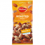 Nutisal Dry Roasted Mix Almond With Sea Salt 60g