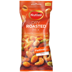 Nutisal Dry Roasted Mix Festival Spicy 60g