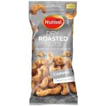 Nutisal Dry Roasted Nuts Cashews Pepper & Salt 60g