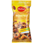 Nutisal Dry Roasted Nuts Sweet & Salty With Sea Salt 60g
