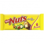 Nuts Snacksize 6er + 1 gratis