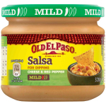 Old El Paso Cheese & Red Pepper 320g