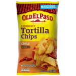 Old El Paso Tortilla Chips Chili 185g