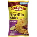 Old El Paso Tortilla Chips Queso 185g