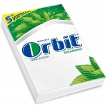 Orbit Spearmint 5x5er Multipack