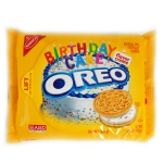 Oreo Golden Birthday Cake 432g