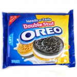 Oreo Double Stuf Heads or Tails 432g