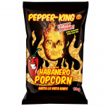Pepper-King Habanero Popcorn 90g