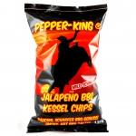 Pepper-King Jalapeño BBQ Kessel Chips