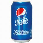 Pepsi-Cola Real Sugar USA 355ml