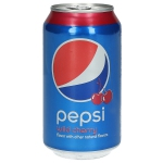 Pepsi wild cherry USA 355ml