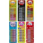 PEZ Bonbons Spar-Set 6er