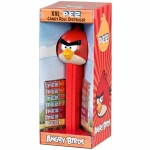 "PEZ XXL Candy Roll Dispenser ""Angry Birds"" Red"