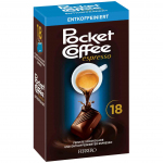 Pocket-Coffee Espresso entkoffeiniert 18er