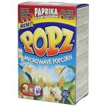 POPZ Mikrowellen-Popcorn Paprika 3er