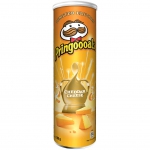 Pringles Pringoooals Cheddar Cheese