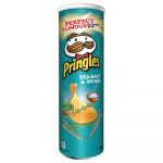 Pringles Sea Salt & Herbs 200g