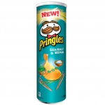 Pringles Sea Salt & Herbs