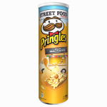 Pringles Street Food Edition Bacon Mac & Cheese 190g