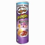 Pringles Street Food Editon Spicy BBQ Ribs 190g