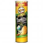Pringles Tortilla Chips Sour Cream