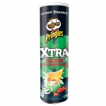 Pringles Xtra Kickin' Sour Cream & Onion
