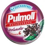Pulmoll Holunder zuckerfrei