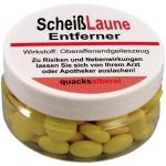 quacksalberei ScheißLaune-Entferner