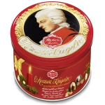 Reber Mozart-Spieluhrdose Weihnachten 300g