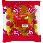 Red Band Fruchtgummi Clowns 1kg