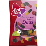 Red Band Fruchtgummi Lakritz Duos 100g
