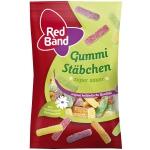Red Band Gummi Stäbchen Super Sauer 100g