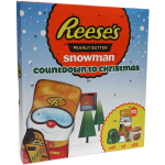 Reese's Adventskalender Countdown to Christmas Peanut Butter Snowman