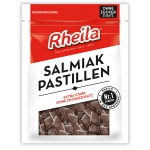 Rheila Salmiak Pastillen zuckerfrei
