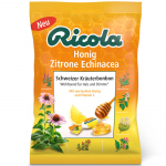 Ricola Echinacea Honig Zitrone 75g